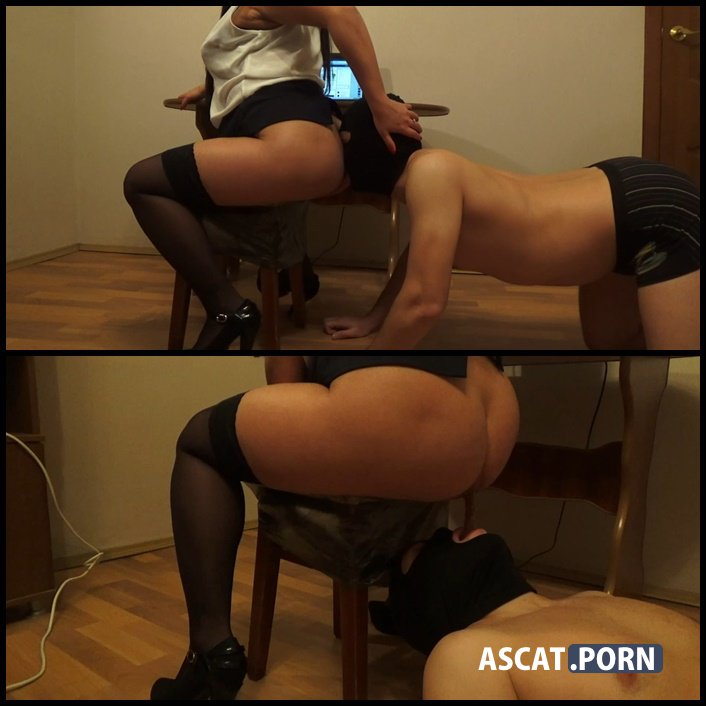 At work sex domination