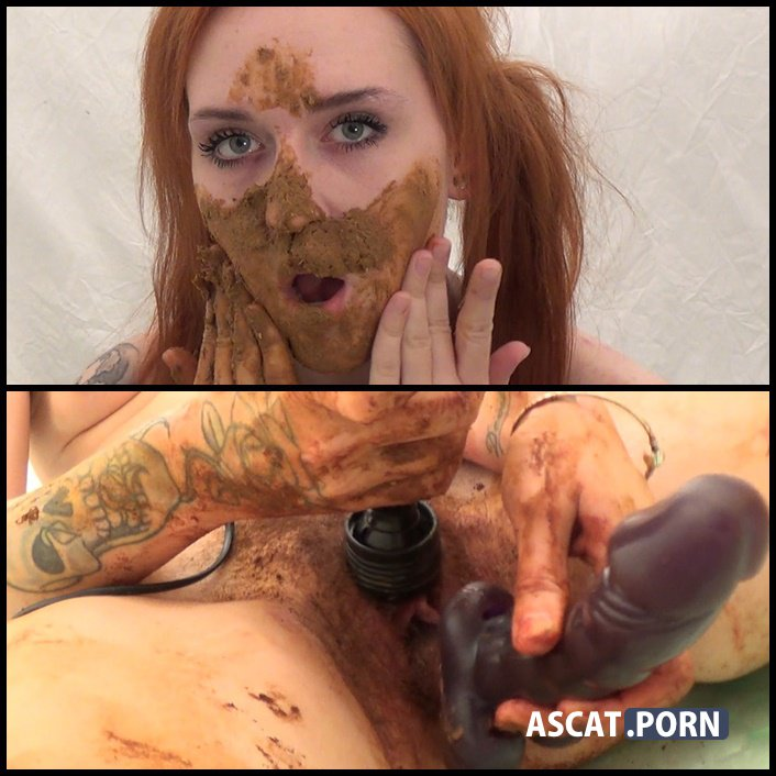 BADASS Shit and masturbation, Pantypoping and smearing - Sweet Betty Parlour - Full HD 1080p (Release Year: January 14, 2017)