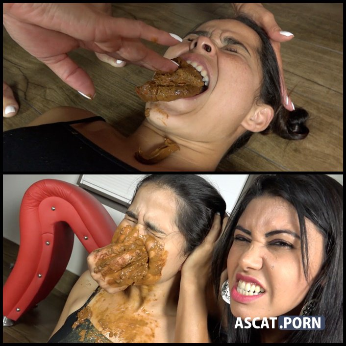 Scat Domination Big Scat - Take My Feets My Ashole And My Big Shit Bitch! By Sara Rose And Belinha, Full HD 1080p (Release Date: March 1, 2017)