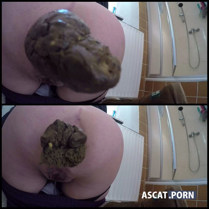 Huge turds - Mia Roxxx - poop videos, amateurs scat, Full HD 1080p (Release Date: 2017)