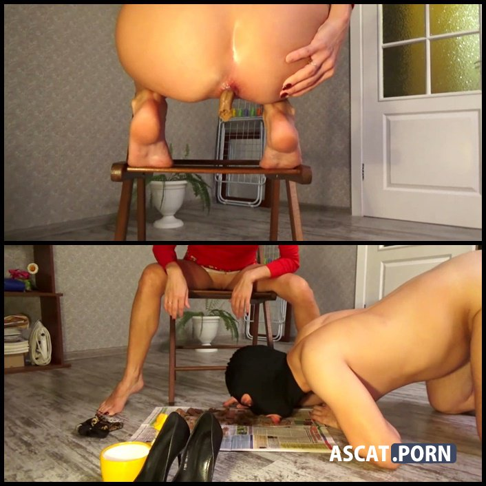 Mistress Emily - toilet slavery | Full HD 1080p | April 30, 2017