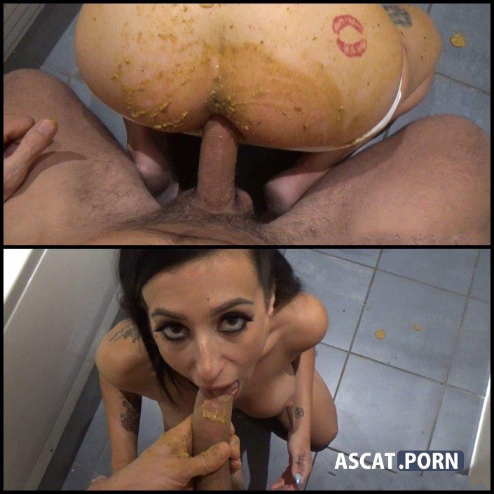 Panty Poop & Dirty Anal Fuck - HotShit | Full HD 1080p | May 29, 2017