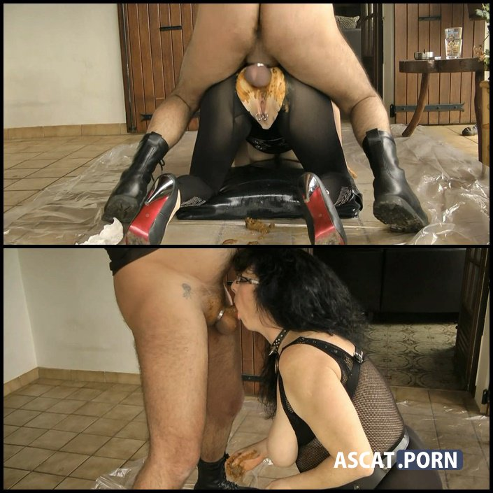 Blow job with shit on cock hot pics