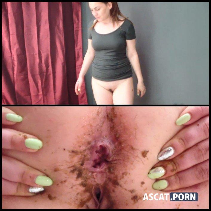 Milana pooping in panties with farting - MilanaSmelly | FULL HD 1080P | Sep 3, 2017