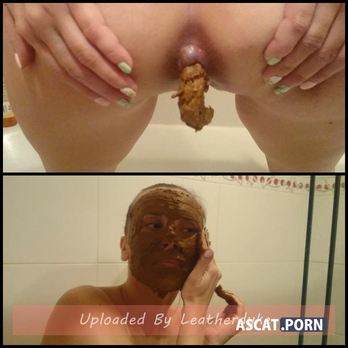 Bathing in shit water. Part 1 with Brown wife | Full HD 1080p | December 12, 2017