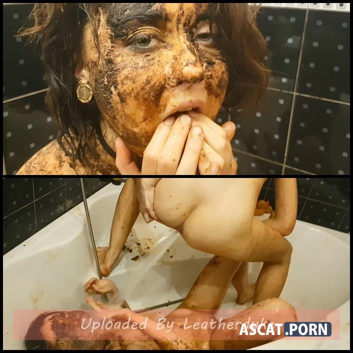 AstraCelestial Epic Scat HardCore. Part 5 - 18 & 19 YRS OLD | Full HD 1080p | Jan 12, 2018