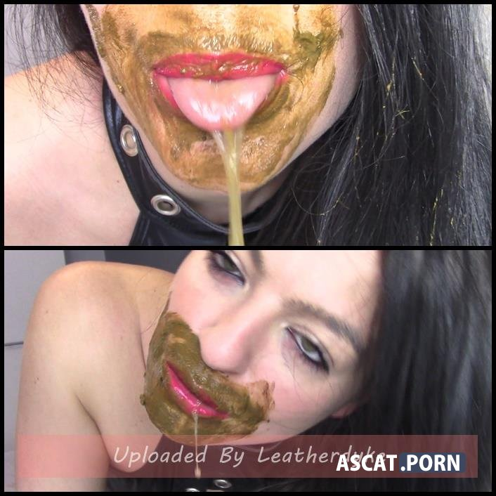 Fuck My Shitty Pussy With My Mouth Smeared With Shit with evamarie88 | Full HD 1080p | Feb 5, 2018