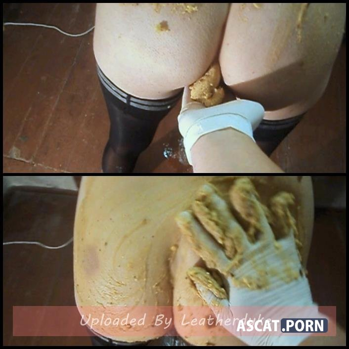 Corn shit on my body with DirtyGirlMary | Full HD 1080p | April 8, 2018