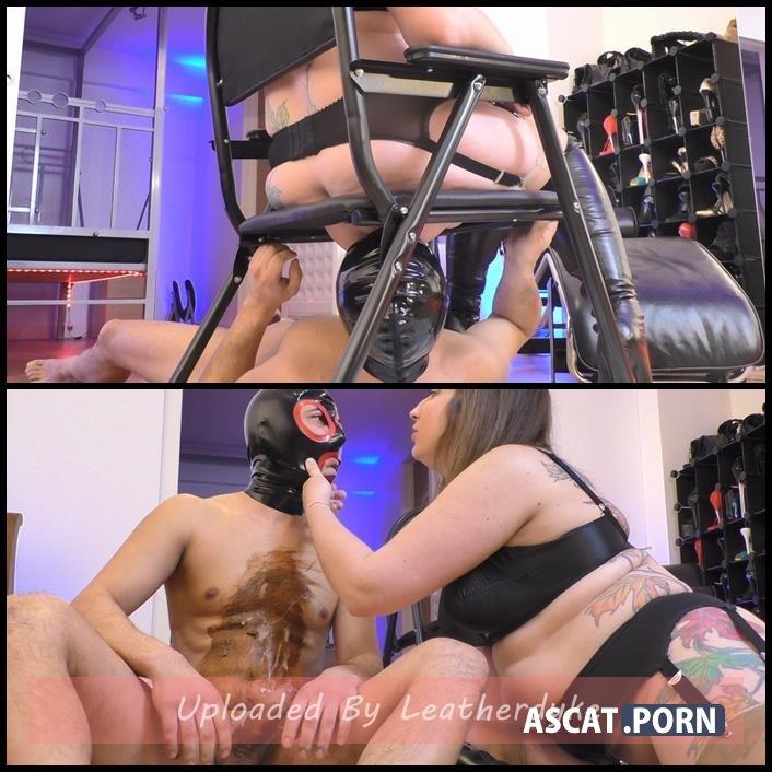 Italian Shitbag with Mistress Evilyne | Full HD 1080p | April 18, 2018