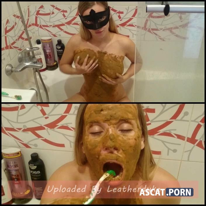 Extreme methods of personal hygiene – Part 1 with Brown wife   Full HD 1080p   May 19, 2018