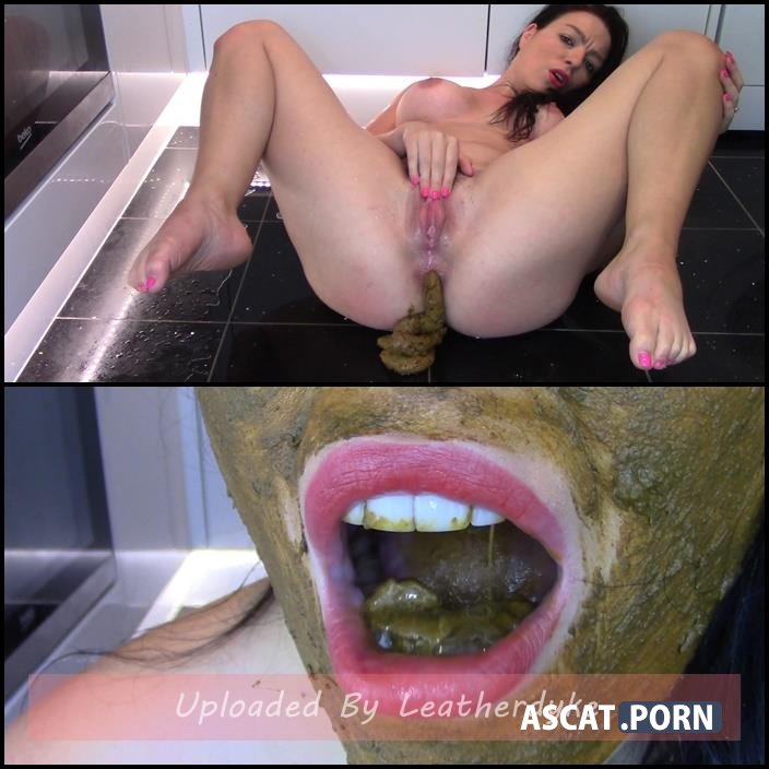 Pretty Little Face Smeared With Shit with evamarie88 | Full HD 1080p | June 23, 2018