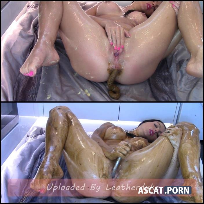 Custard And Shit Smear with evamarie88 | Full HD 1080p | Aug 04, 2018