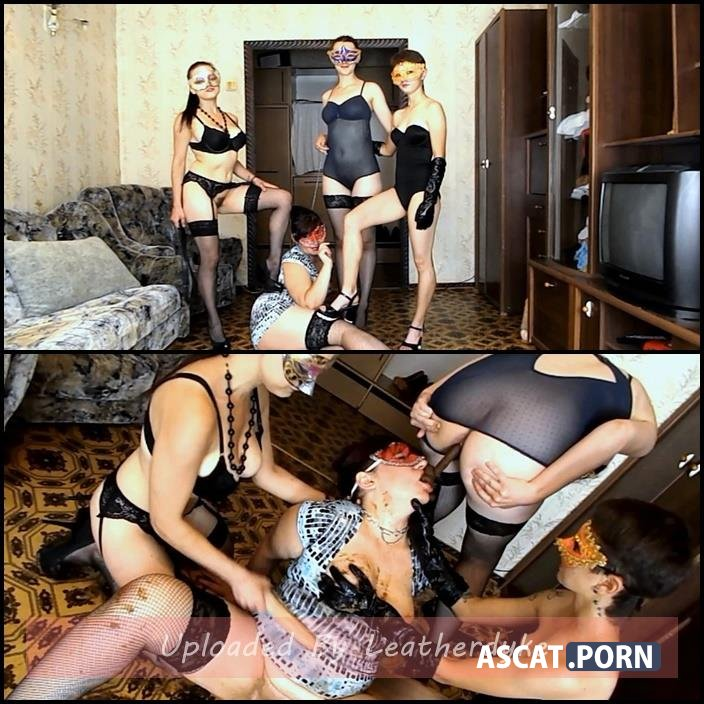 The punishment of naughty Olga with ModelNatalya94 | Full HD 1080p | Aug 07, 2018