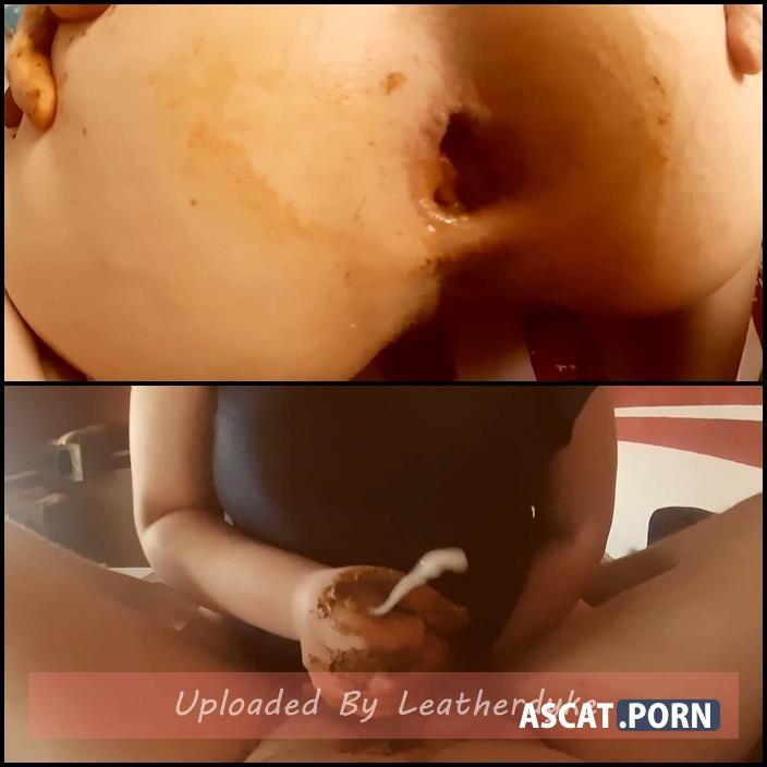 Scat cumshot compilation June with LucyScat | Full HD 1080p | Aug 09, 2018