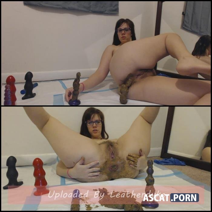 Super Filthy Fuck, Smear, Gape and Squirt with LindzyPoopgirl | HD 720p | Dec 03, 2018