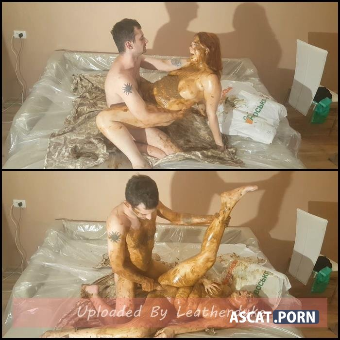 Subby BBW's Scat Torture. Part 1 with Aria | Full HD 1080p | Jan 01, 2019