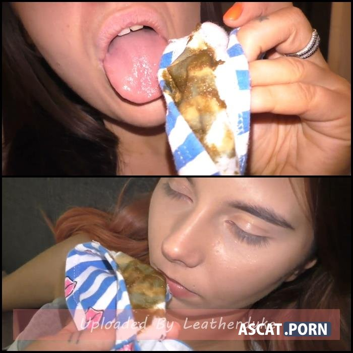 She eat SHIT! with HotDirtyIvone | Full HD 1080p | Jan 26, 2019