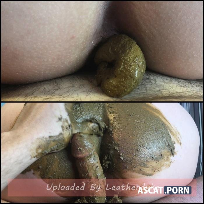 Creamy Steamy Pee & Dump For You with Sexy-Scat-Milf | Full HD 1080p | Jan 27, 2019