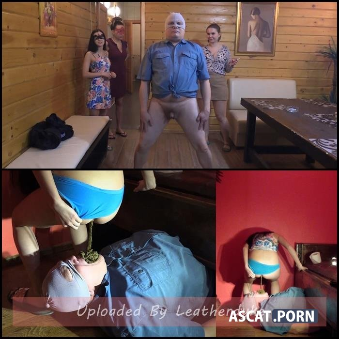 100% handmade! Multifunctional toilet slave with MilanaSmelly | Full HD 1080p | Jan 28, 2019