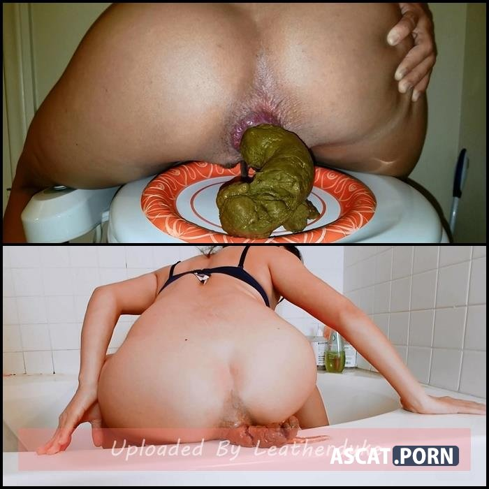 4 Good Poop Loads Compilation with littlefuckslut | Full HD 1080p | Mar 10, 2019
