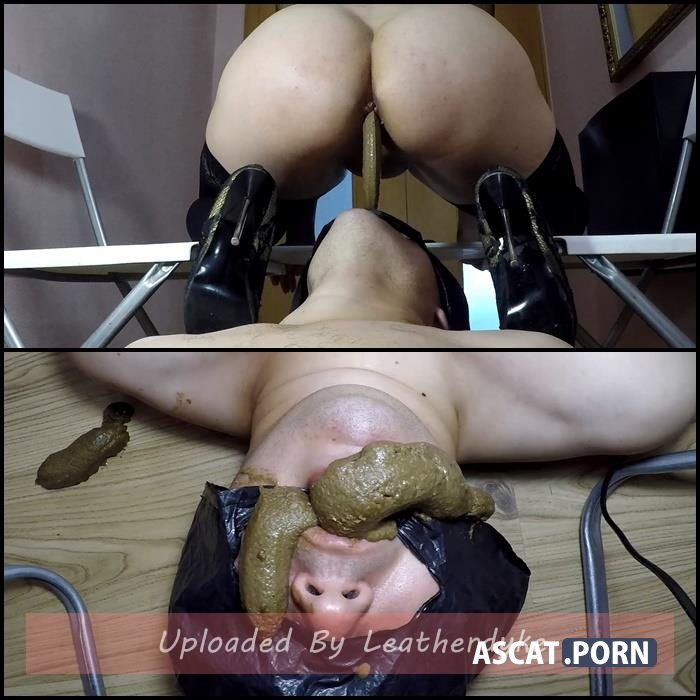 Delicious Shit for New Slave with ElenaToilet | Full HD 1080p | June 21, 2019