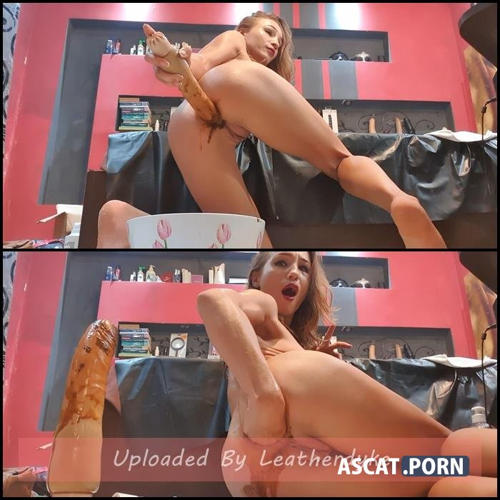 Fisting my ass to find some treasures with AnalDirtyQueen | Full HD 1080p | Aug 01, 2019