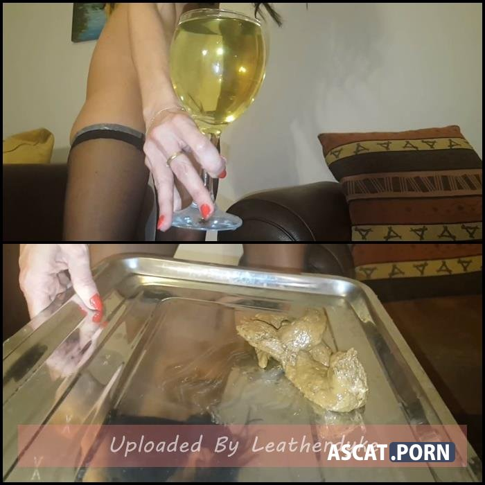 Kidnapping, tie and tease, poppers, champagne, kaviar with Mistress Antonella Silicone | Full HD 1080p | Aug 15, 2019