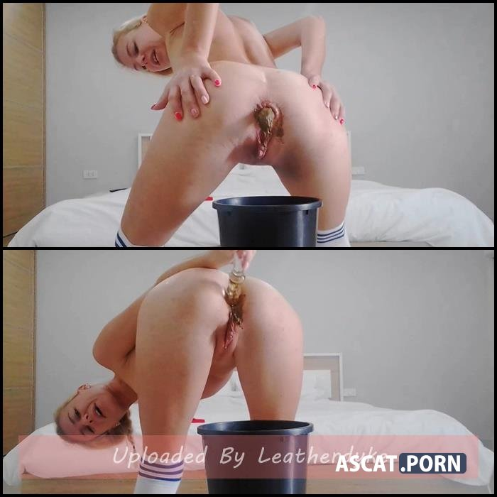 Sexy Big Shit at Hotel Room/Toy Licking with MissAnja   Full HD 1080p   Sep 01, 2019