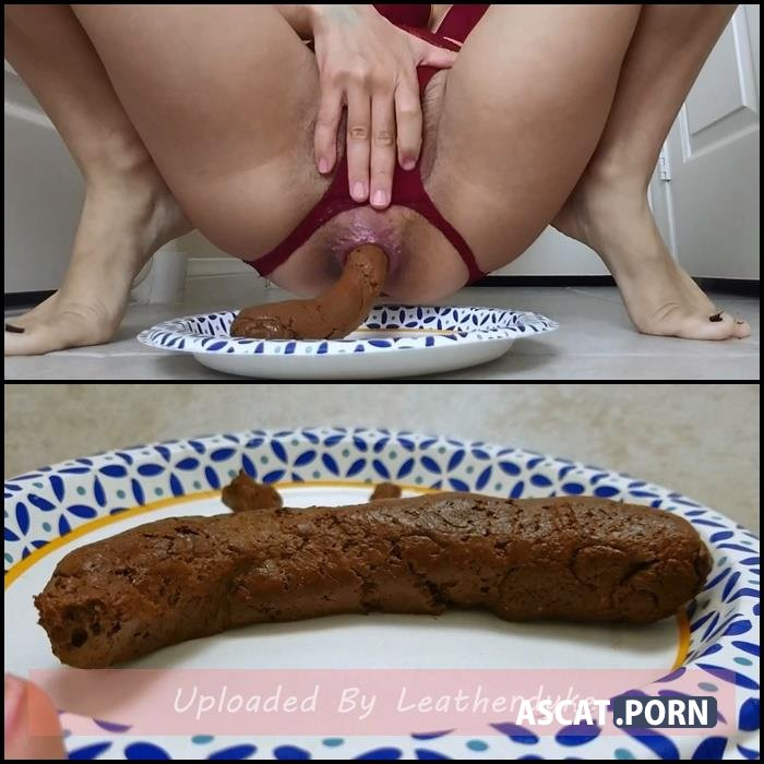 Perfectly Smooth Poop to Slide Down Your Throat with littlefuckslut | Full HD 1080p | Sep 22, 2019