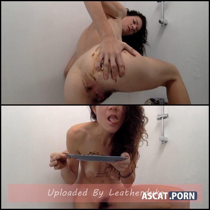 My shit in a plate with nastymarianne | Full HD 1080p | October 29, 2019