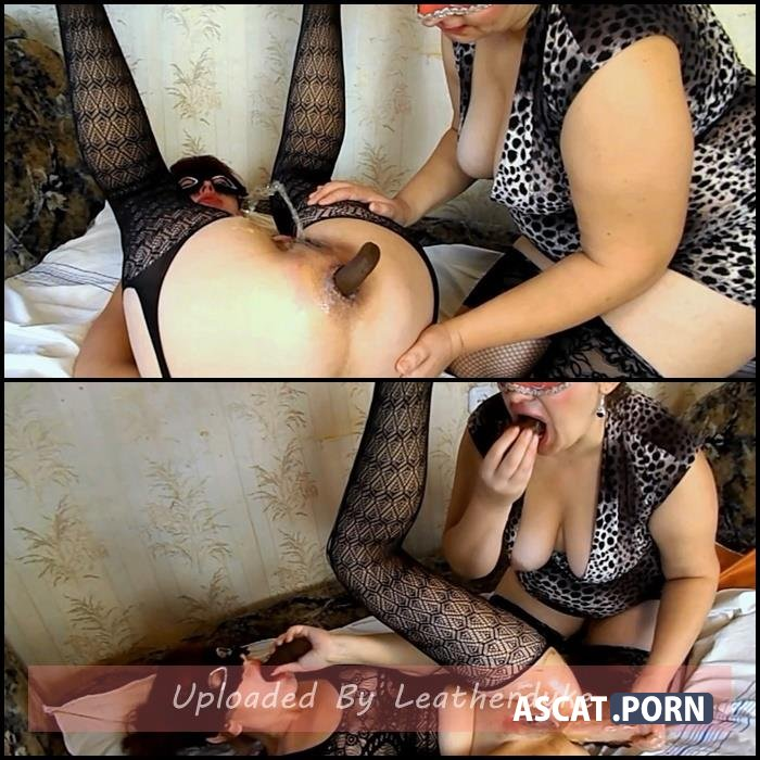 Olga and Yana shit eating games with ModelNatalya94 | Full HD 1080p | Dec 05, 2019