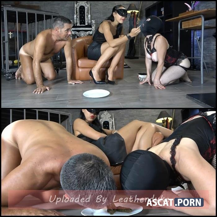 Sharing my special meal with Mistress Gaia | Full HD 1080p | Dec 17, 2019