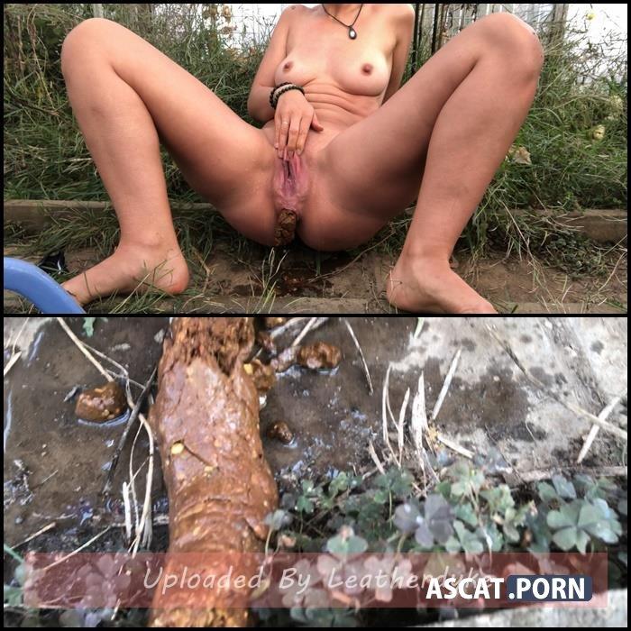 Sharedgarden – Poo – Squirt – Pee – Pussy Cream Explosion with VeganLinda | Full HD 1080p | Dec 24, 2019