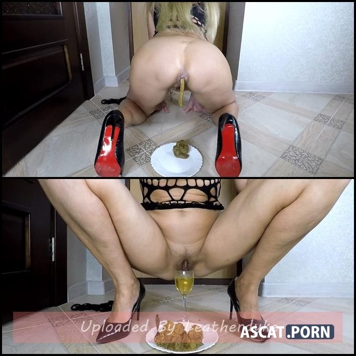 Spoon Feeding You My Shit with scatdesire | Full HD 1080p | Jan 04, 2020