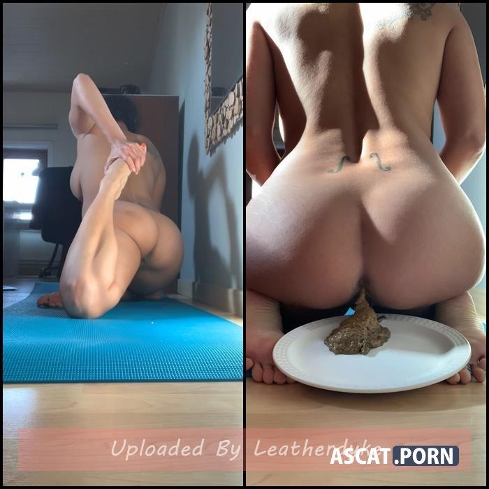Morning yoga with kinkycat | Full HD 1080p | Apr 7, 2020