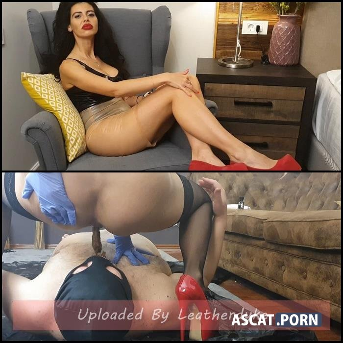 Caviar and eating instructions with MistressAntonellaSilicone | Full HD 1080p | Apr 26, 2020