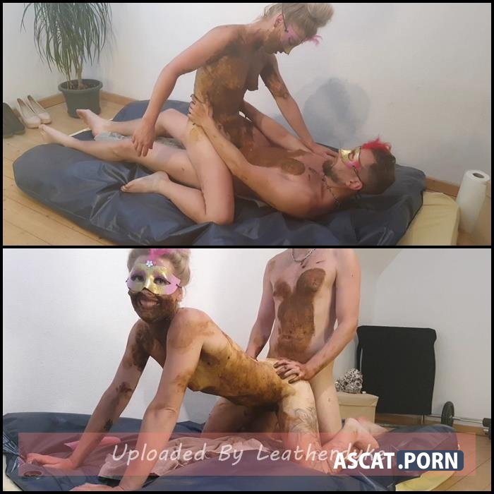 fuck each other and fuck a dildo (2/2) with Versauteschnukkis | Full HD 1080p | July 2, 2020