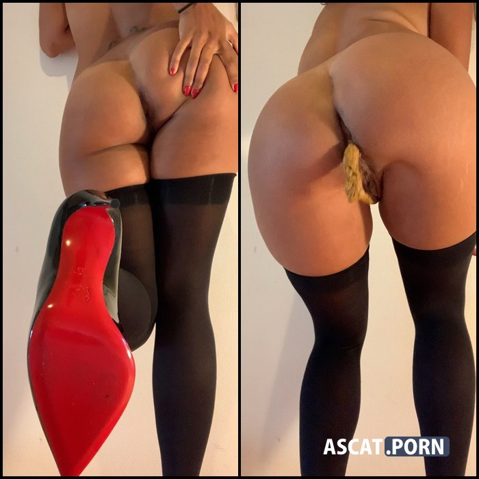 Red bottoms with kinkycat | Full HD 1080p | July 30, 2020