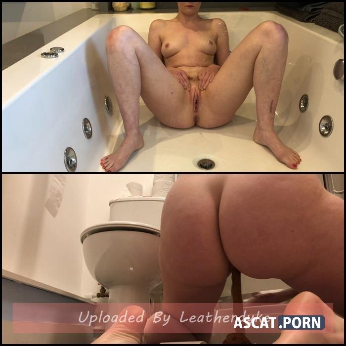 Peeing, poop & diarrhea from this week with Hayley-x-x | Full HD 1080p | Sep 04, 2020