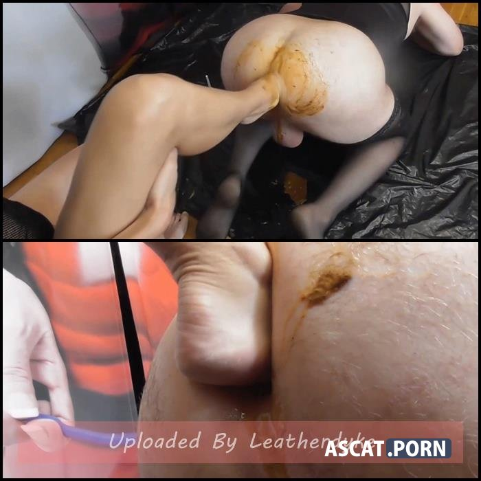 Eat shit, fucking him in dirty ass with Mistress | Full HD 1080p | Jan 27, 2021