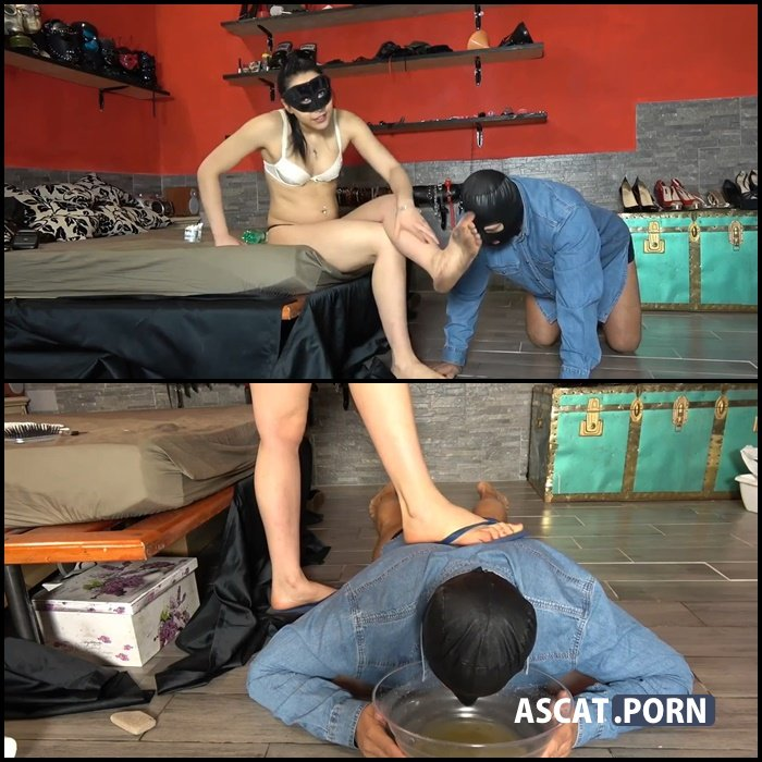 APPETIZING OBEDIENCE TEST with Mistress Gaia